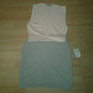 Romper + Skirt Combo